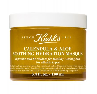 ماسك Calendula & Aloe Soothing Hydration من كيلز عناية
