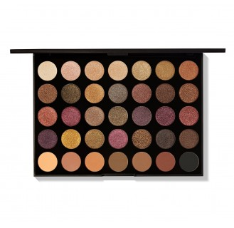 MORPHE 35F FALL INTO FROST EYESHADOW PALETTE Makeup